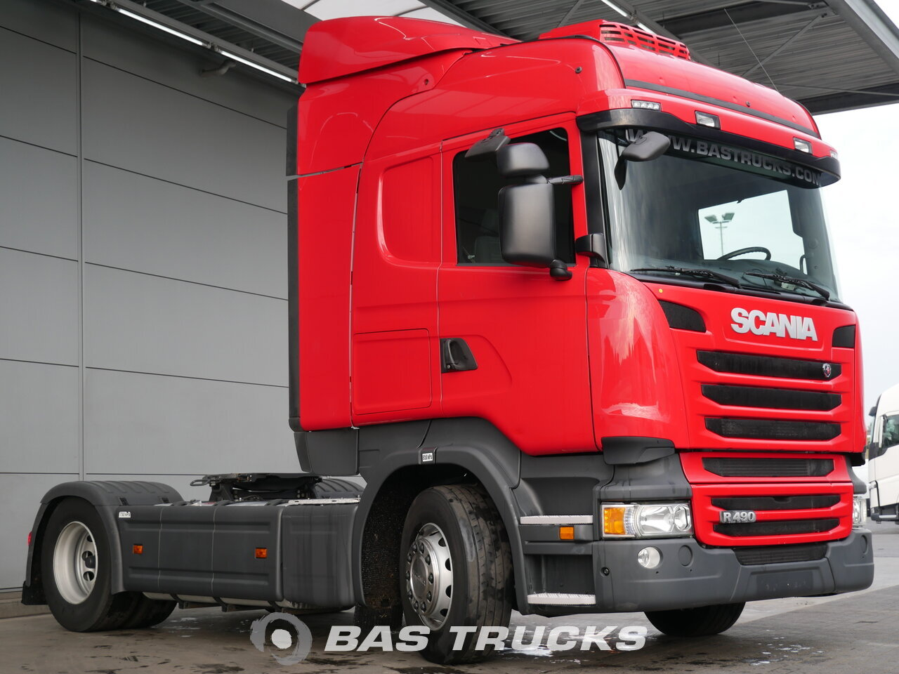 photo de Occasion Tracteur Scania R490 4X2 2015
