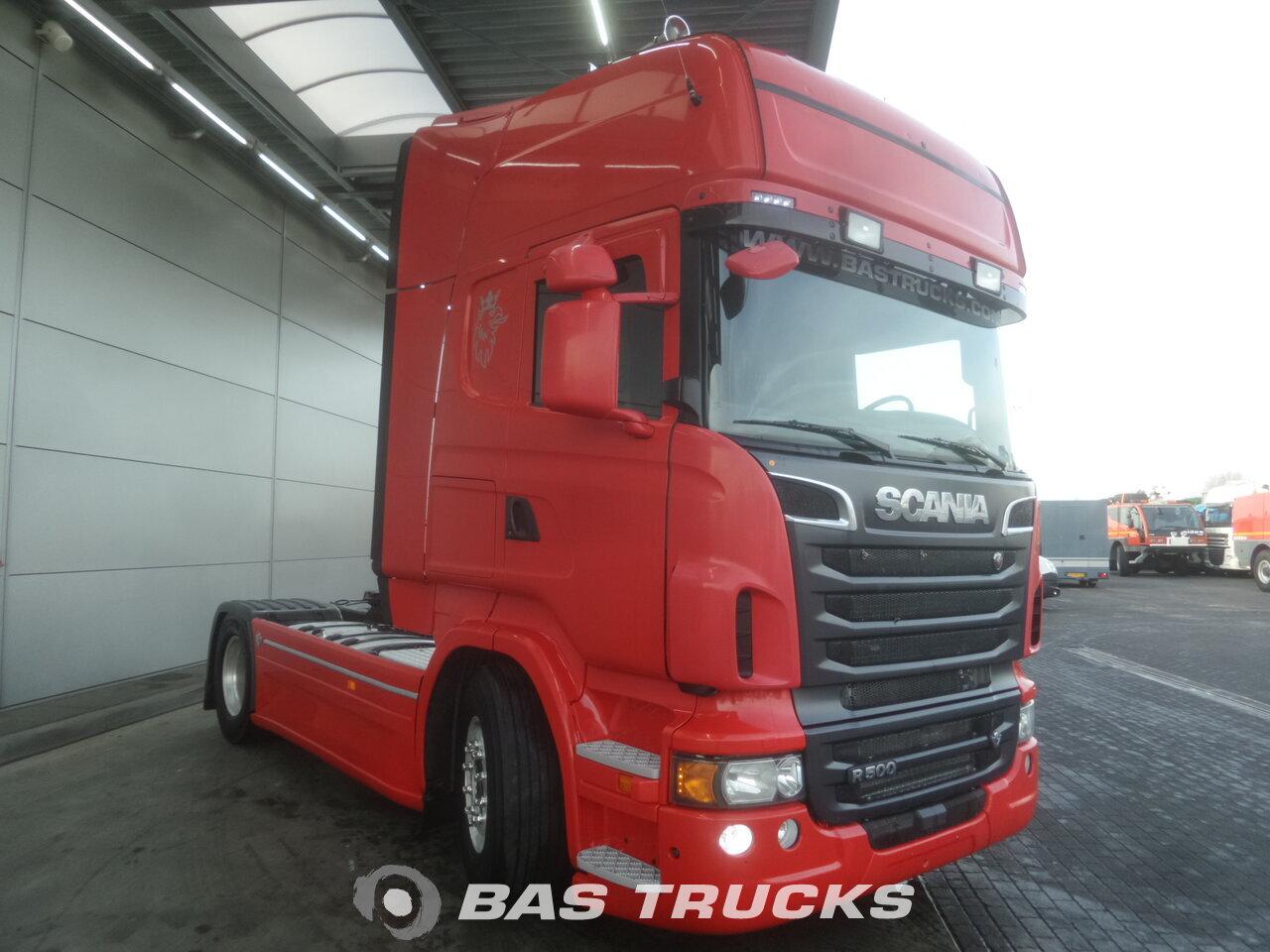 photo de Occasion Tracteur Scania R500 4X2 2011