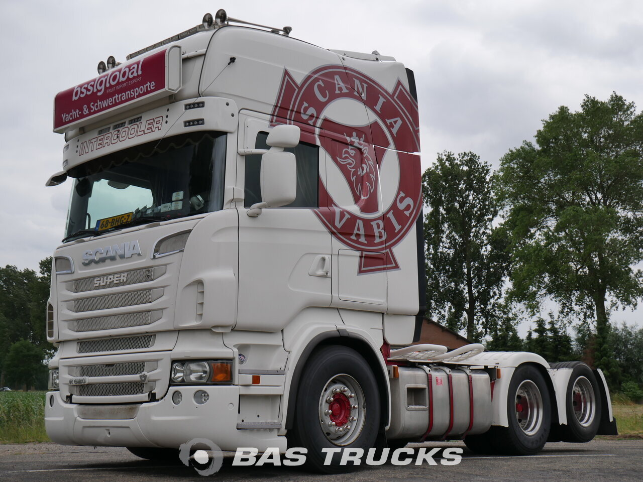 photo de Occasion Tracteur Scania R620 6X2 2011