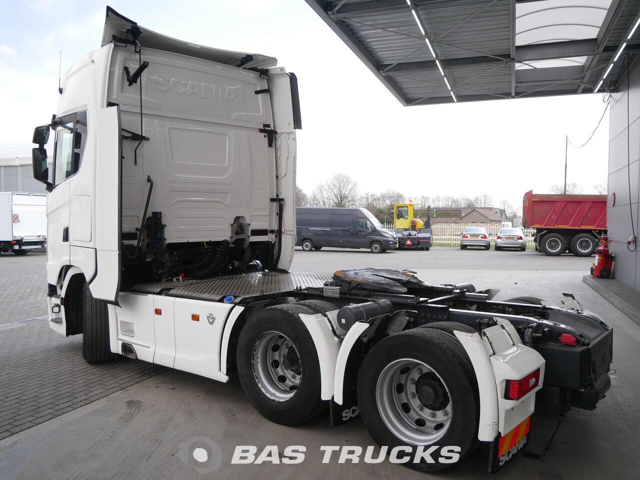 scania s520 v8 unfall fahrbahr tracteur euro 6 71800 bas trucks. Black Bedroom Furniture Sets. Home Design Ideas