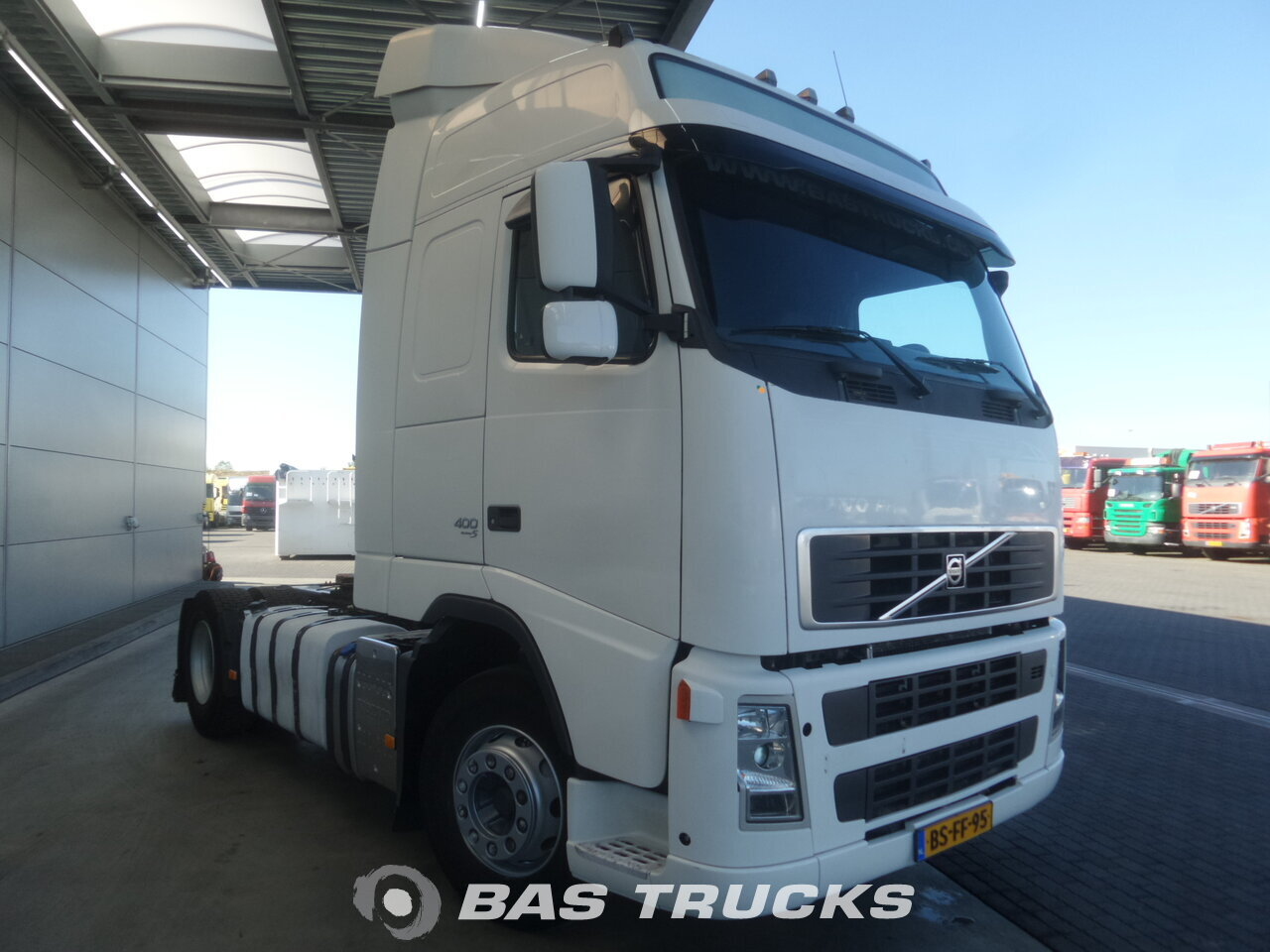 photo de Occasion Tracteur Volvo FH 400 4X2 2006