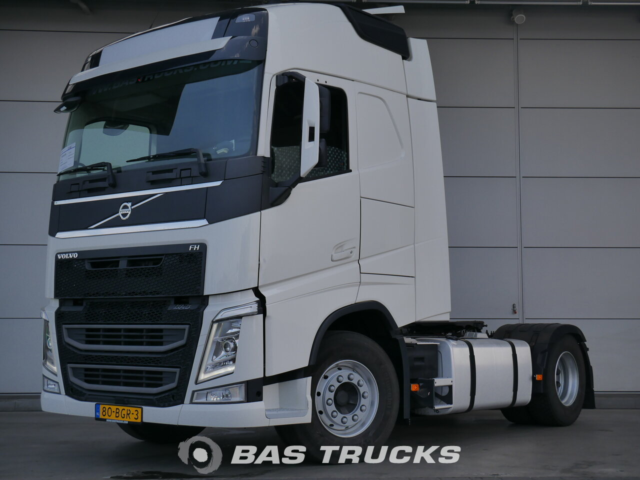 photo de Occasion Tracteur Volvo FH 420 4X2 2014