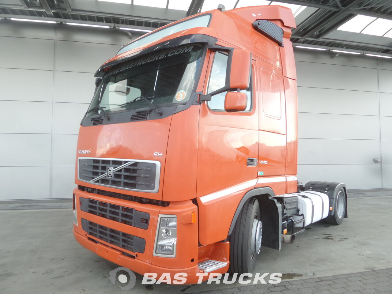 photo de Occasion Tracteur Volvo FH 440 4X2 2006