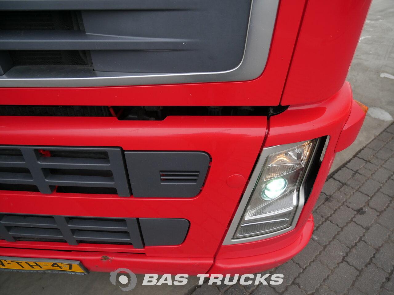 photo de Occasion Tracteur Volvo FH 440 4X2 2009