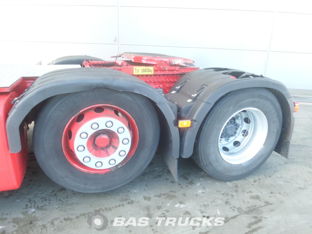 photo de Occasion Tracteur Volvo FH 440 6X2 2007