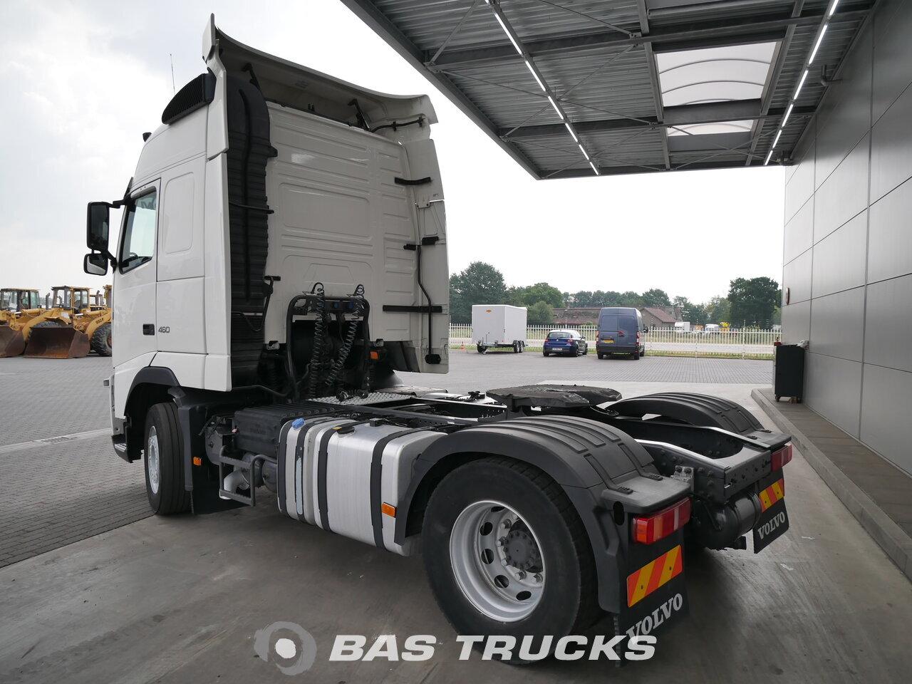 photo de Occasion Tracteur Volvo FH 460 4X2 2012