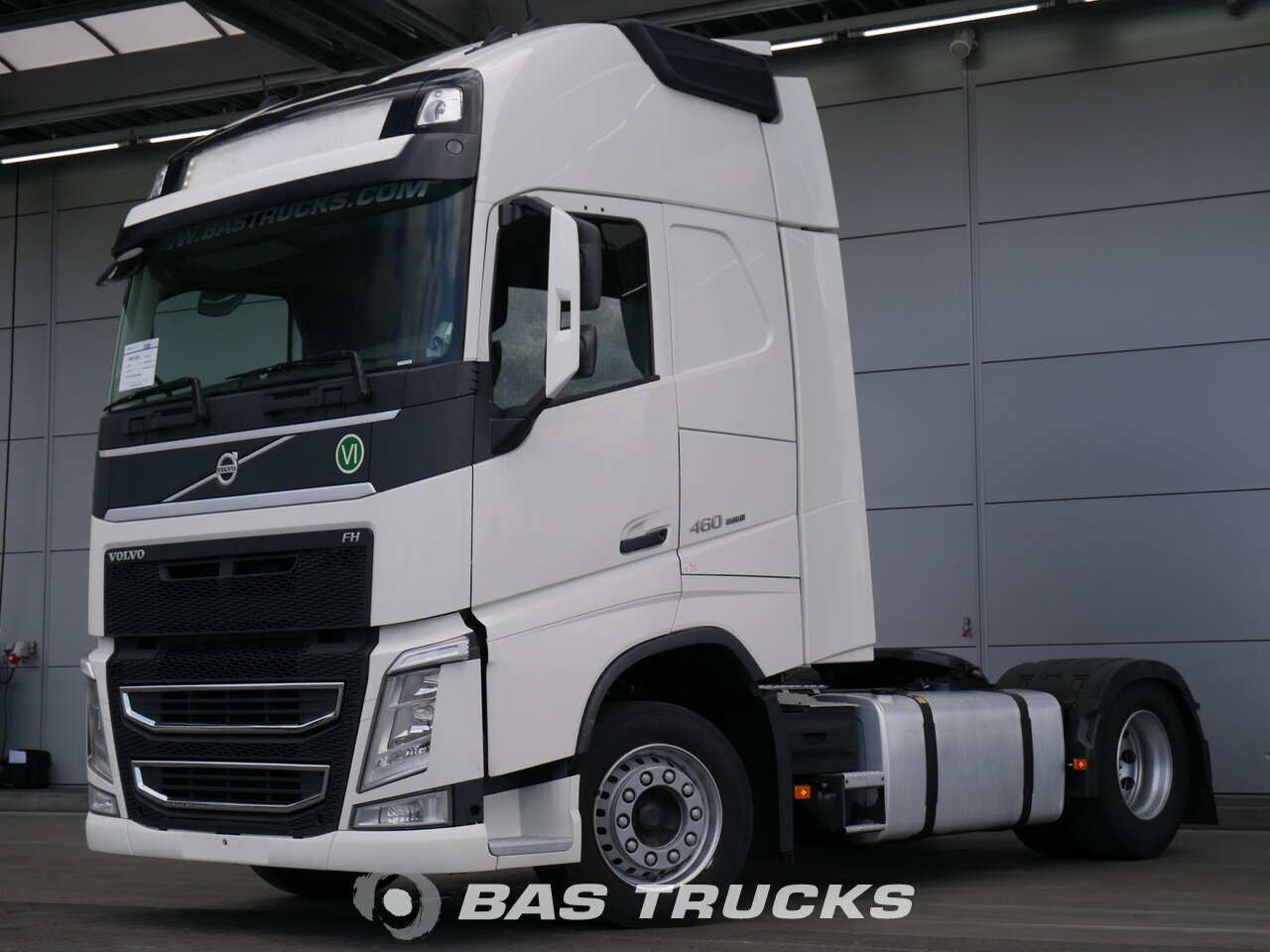 photo de Occasion Tracteur Volvo FH 460 4X2 2013