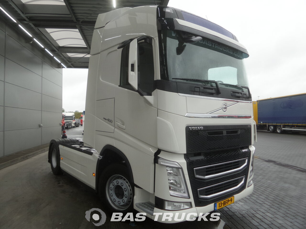 photo de Occasion Tracteur Volvo FH 460 4X2 2015