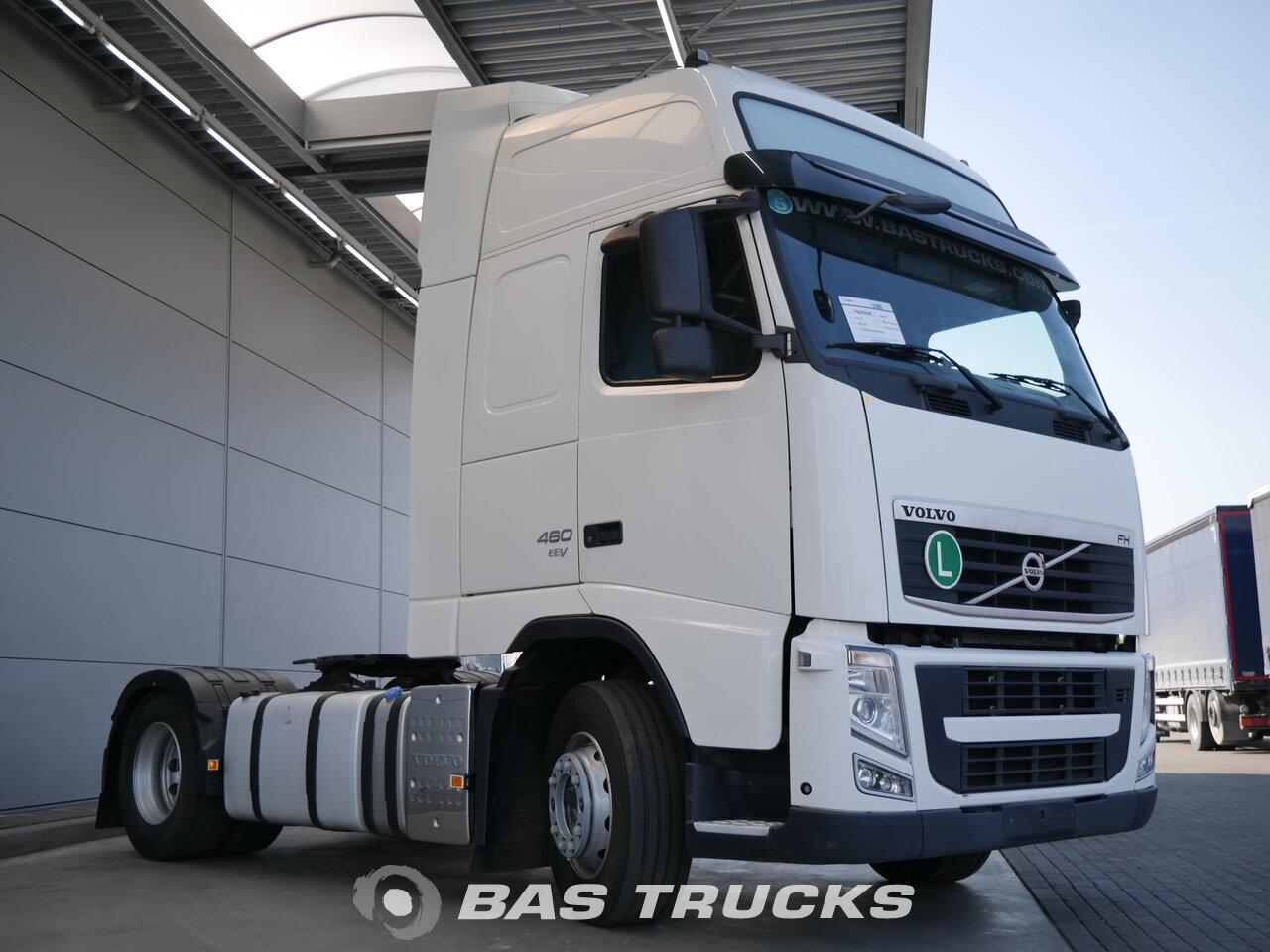 photo de Occasion Tracteur Volvo FH 460 XL 4X2 2011