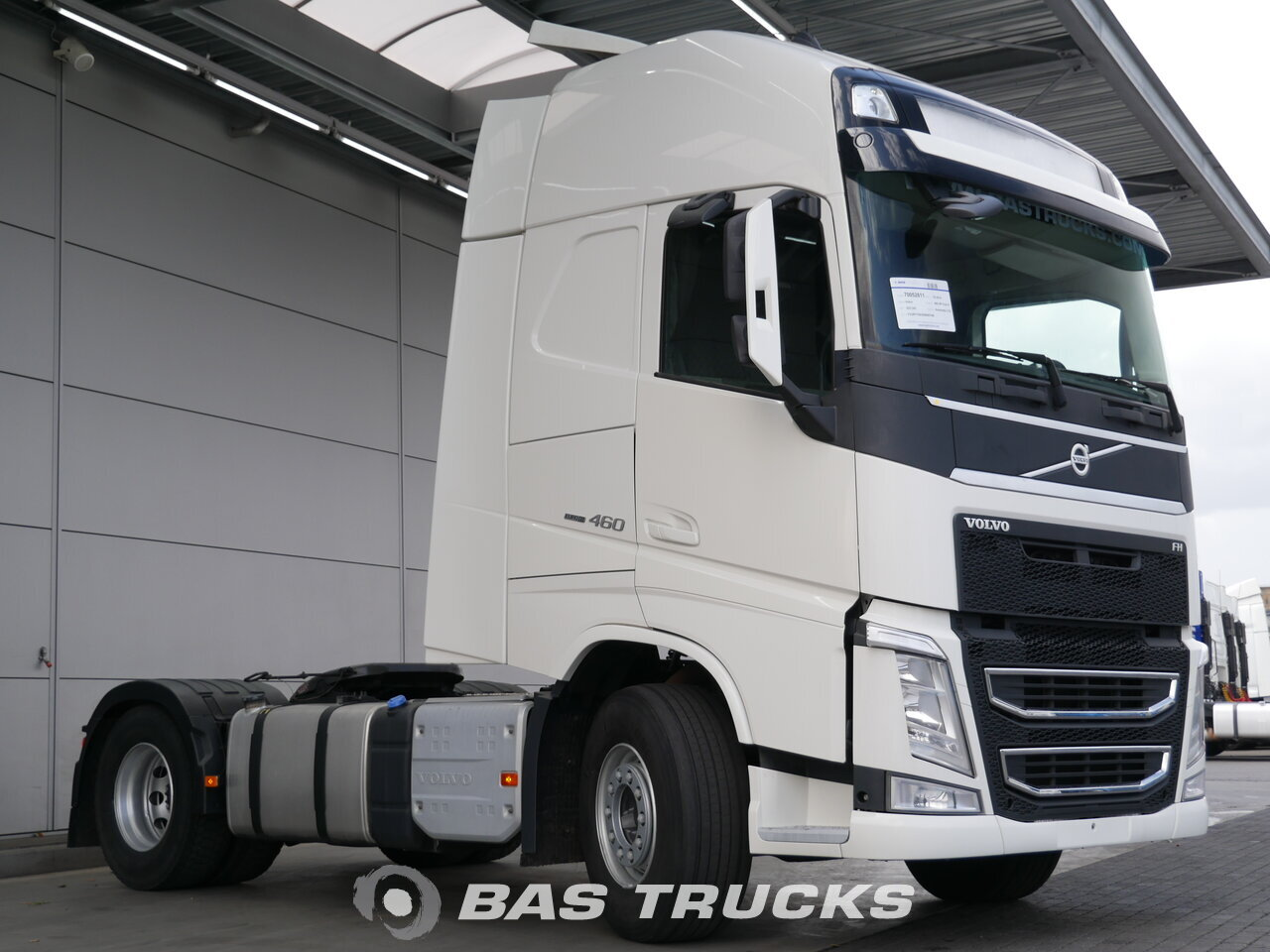 photo de Occasion Tracteur Volvo FH 460 XL 4X2 2014