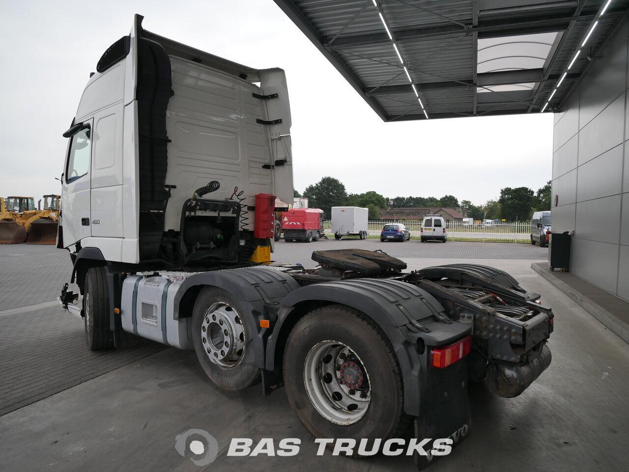 photo de Occasion Tracteur Volvo FH 460 XL RHD Unfall 6X2 2010