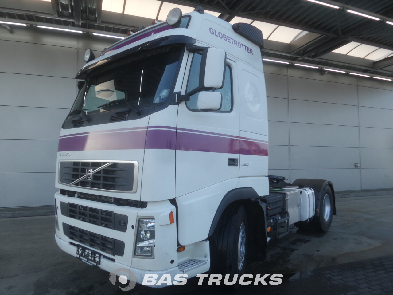 photo de Occasion Tracteur Volvo FH 480 4X2 2006