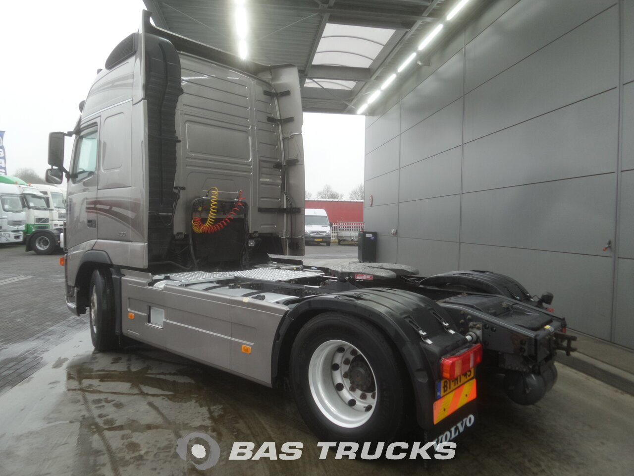 photo de Occasion Tracteur Volvo FH 480 XL 4X2 2008
