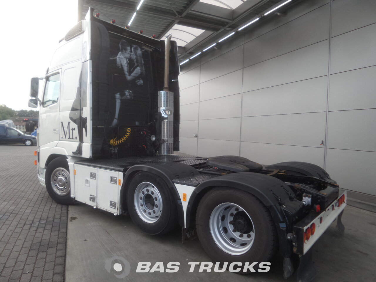 photo de Occasion Tracteur Volvo FH 480 XL 6X2 2006