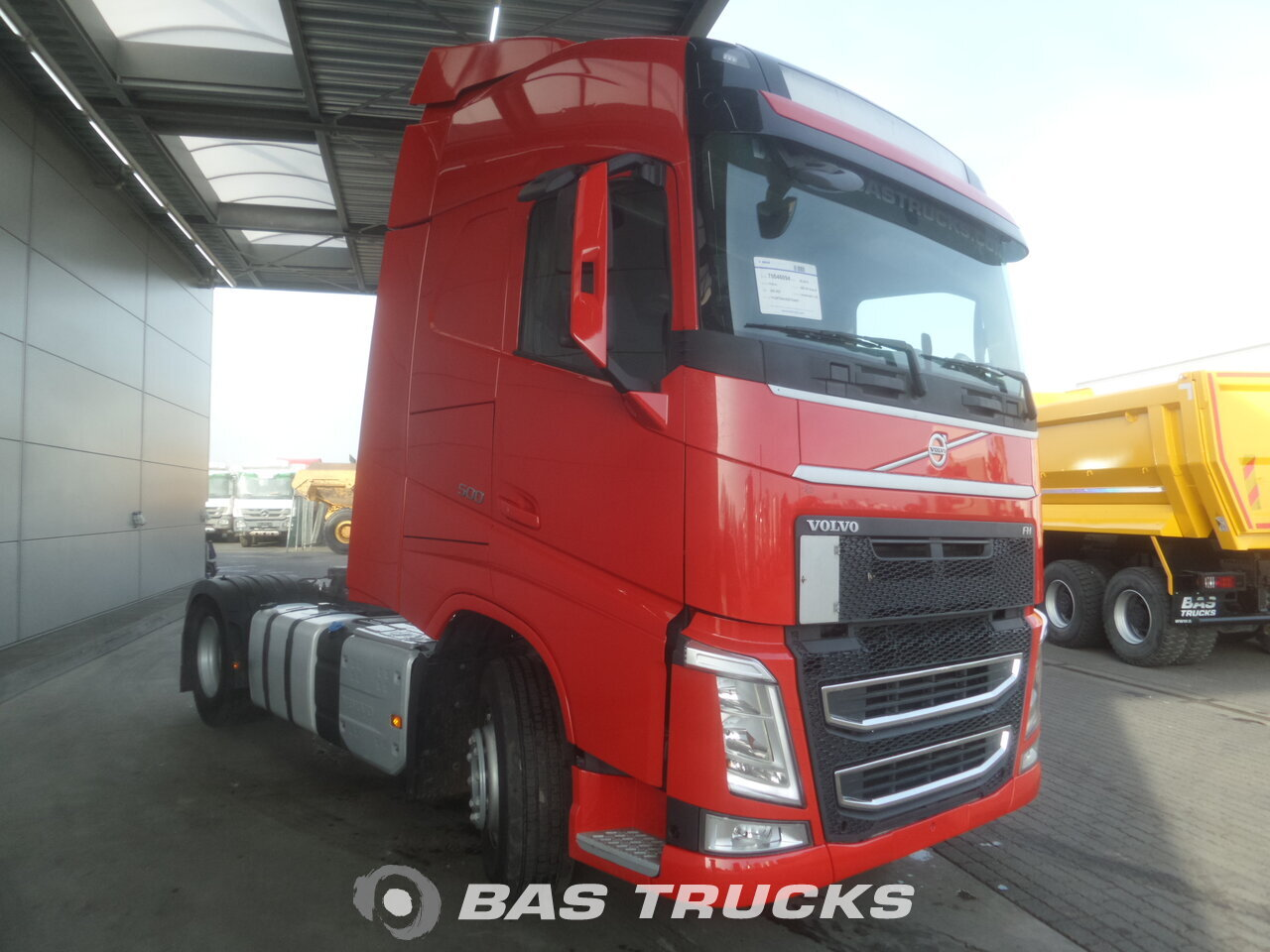 photo de Occasion Tracteur Volvo FH 500 4X2 2014