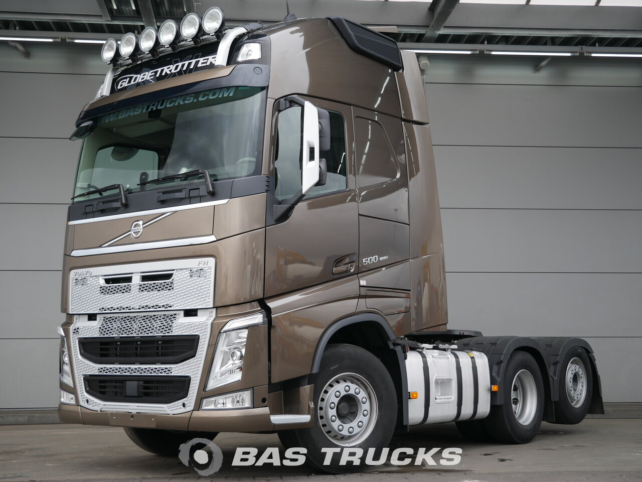 photo de Occasion Tracteur Volvo FH 500 6X2 2015