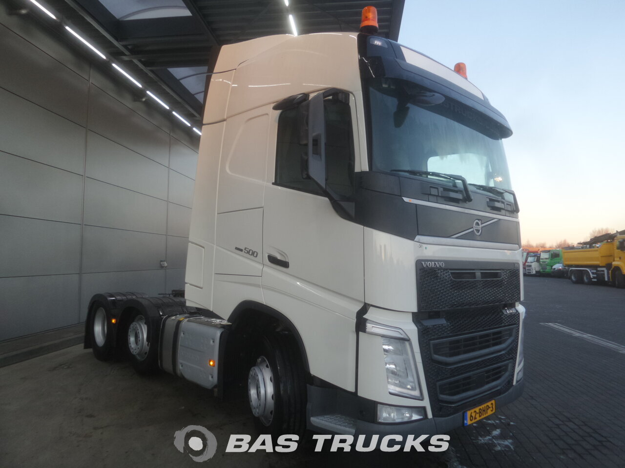 photo de Occasion Tracteur Volvo FH 500 6X2 2016