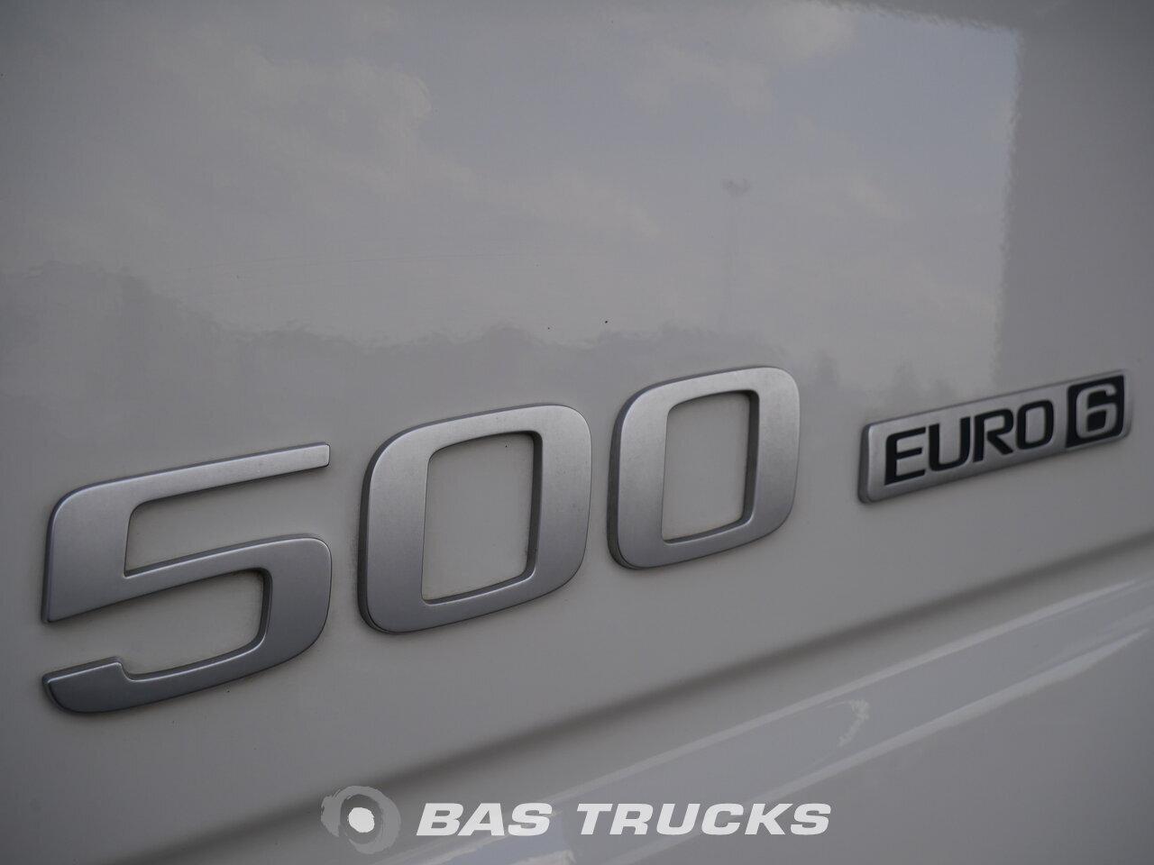 photo de Occasion Tracteur Volvo FH 500 XL 4X2 2017