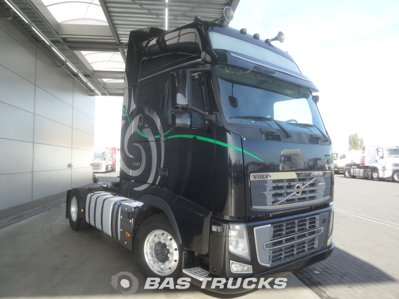 photo de Occasion Tracteur Volvo FH 540 XL 4X2 2009