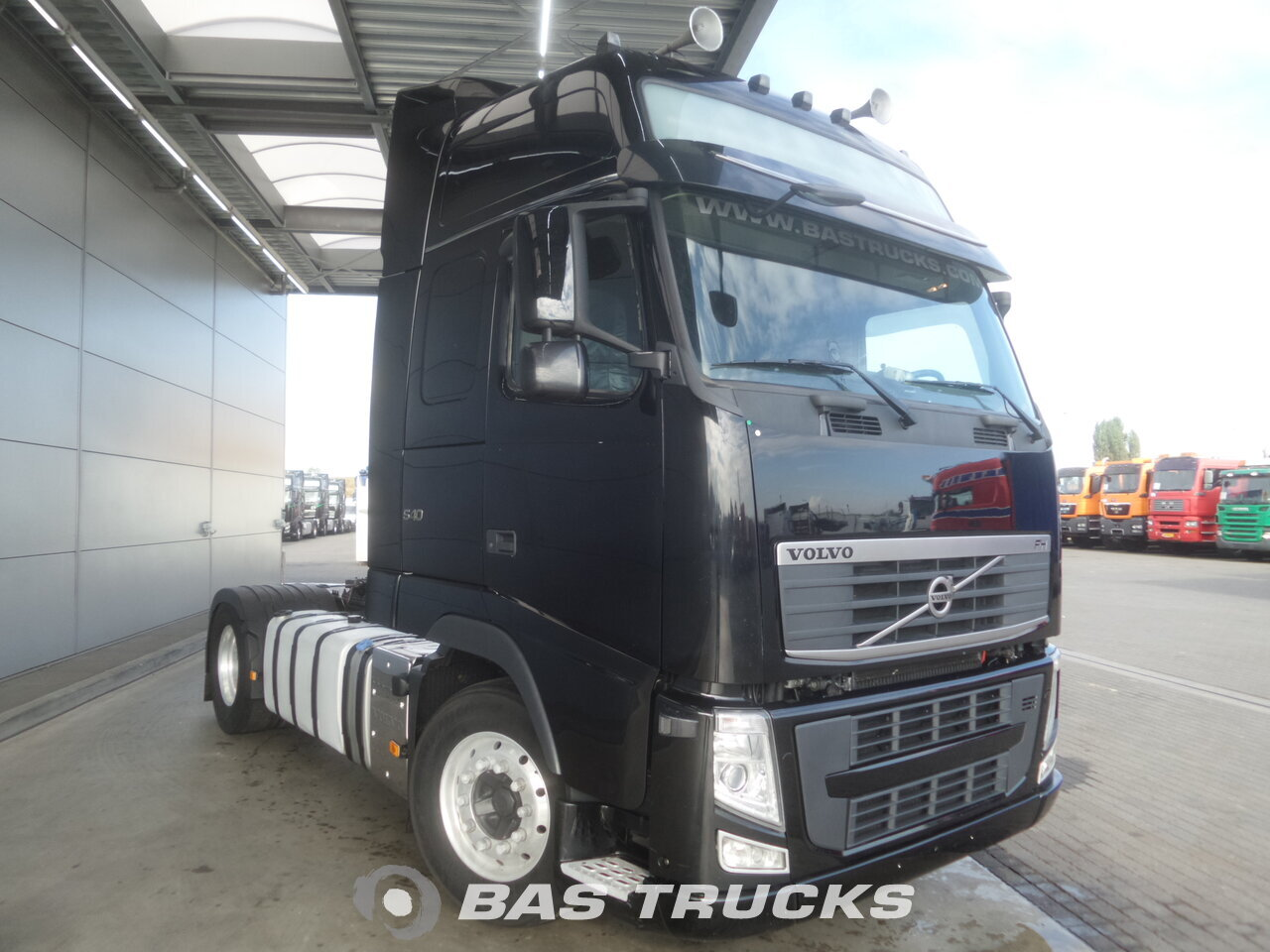 photo de Occasion Tracteur Volvo FH 540 XL 4X2 2011