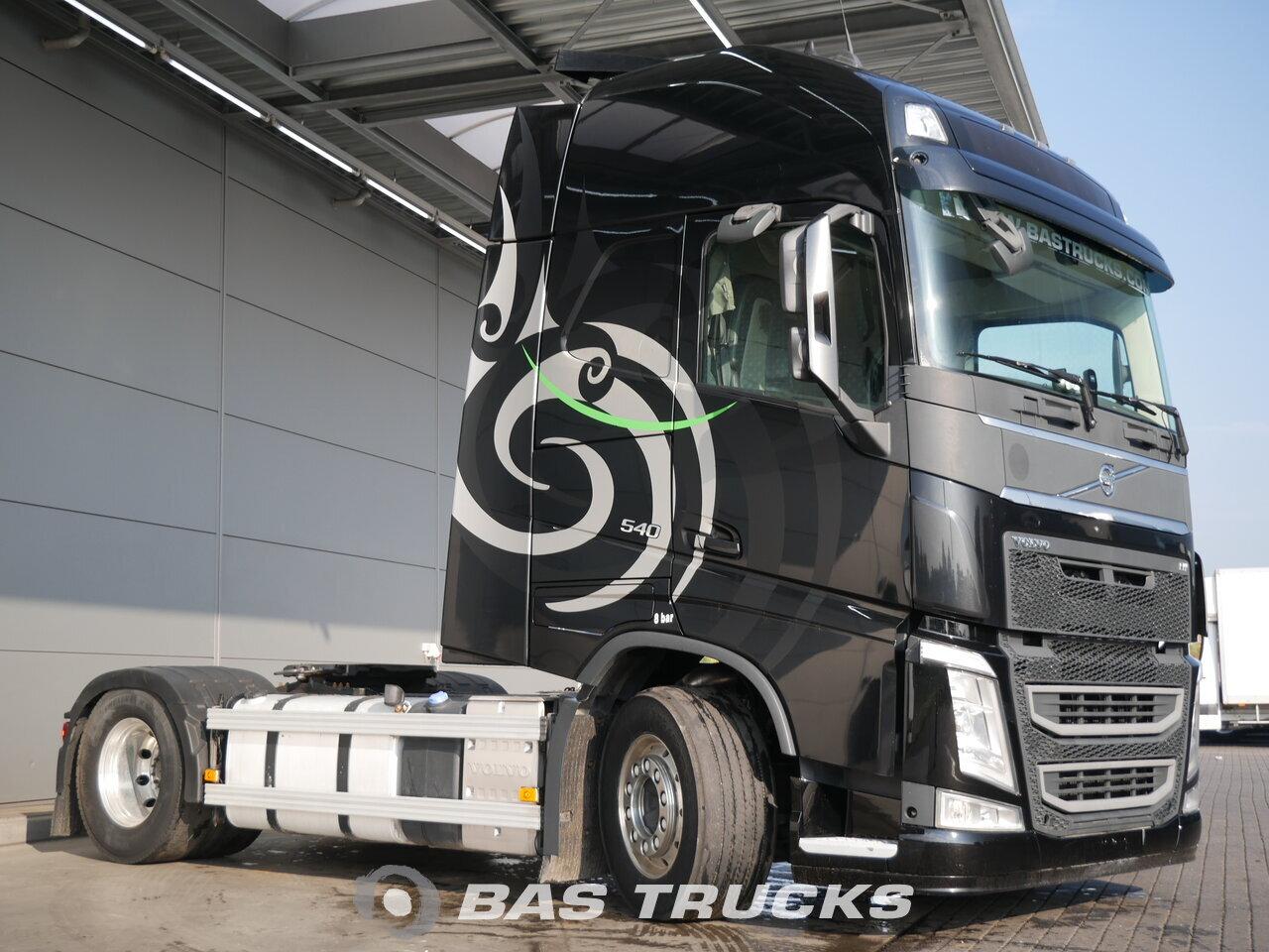 photo de Occasion Tracteur Volvo FH 540 XL 4X2 2013