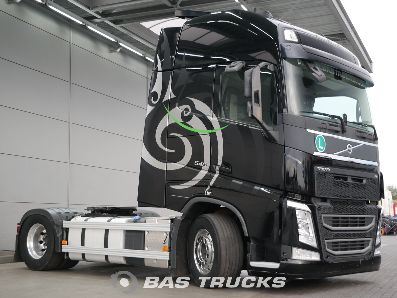 photo de Occasion Tracteur Volvo FH 540 XL 4X2 2013
