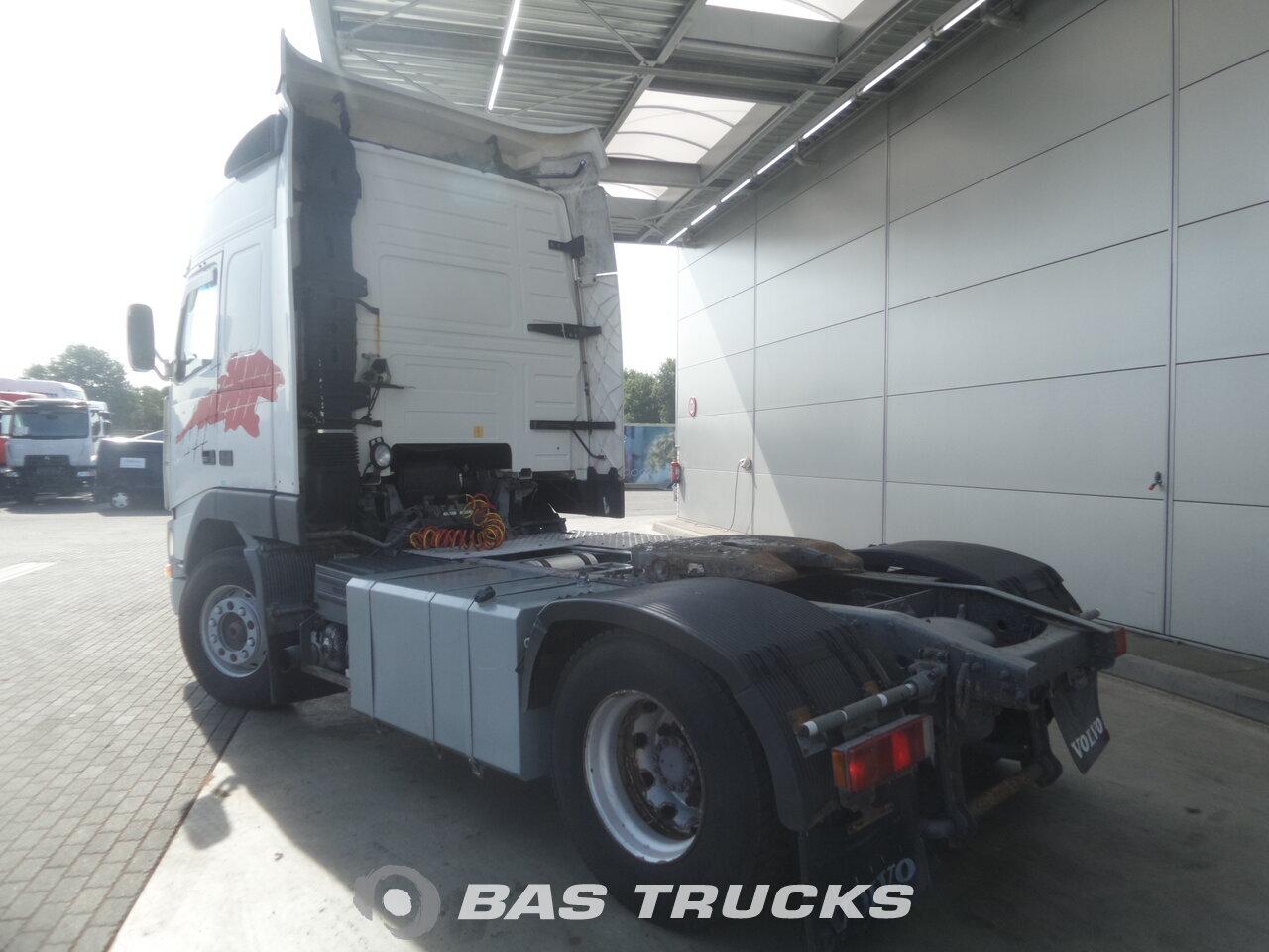 photo de Occasion Tracteur Volvo FH12 420 4X2 1996