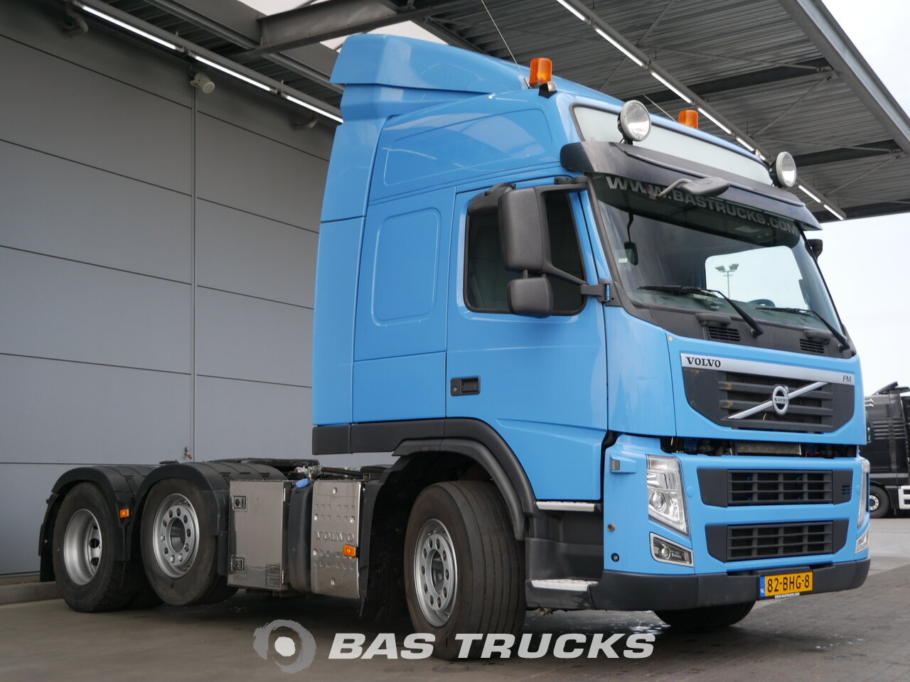 photo de Occasion Tracteur Volvo FM 410 6X2 2011