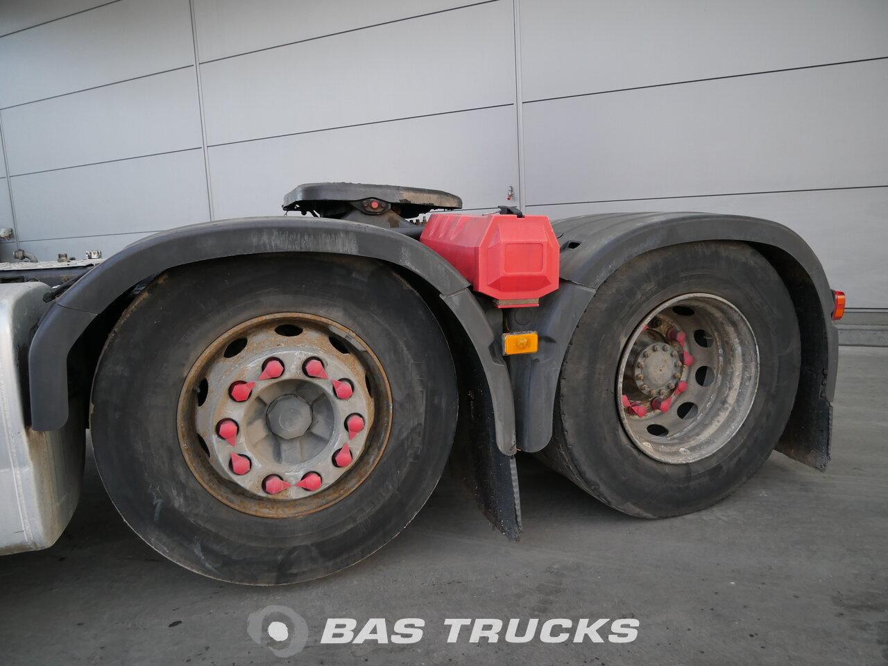 photo de Occasion Tracteur Volvo FM 440 6X2 2009