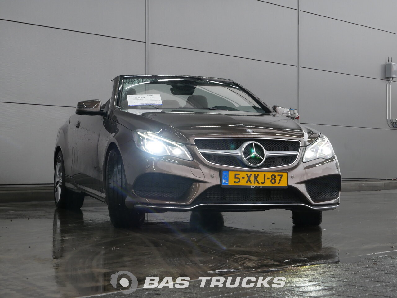photo de Occasion Voiture Mercedes-Benz E 350 Cabrio BlueTEC Ed.Sport 2014