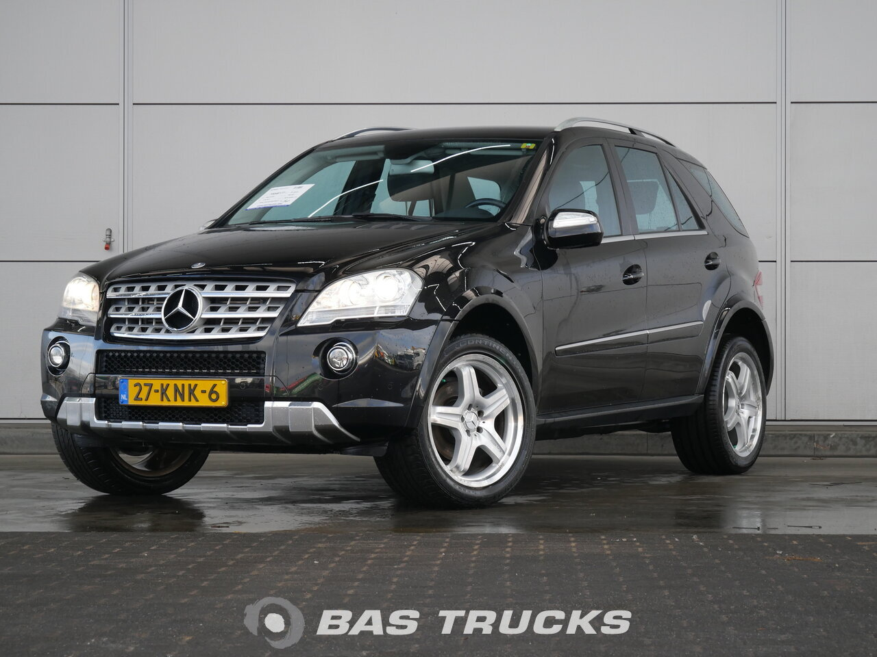 photo de Occasion Voiture Mercedes ML 280 3.0 CDI 4MATIC 2010