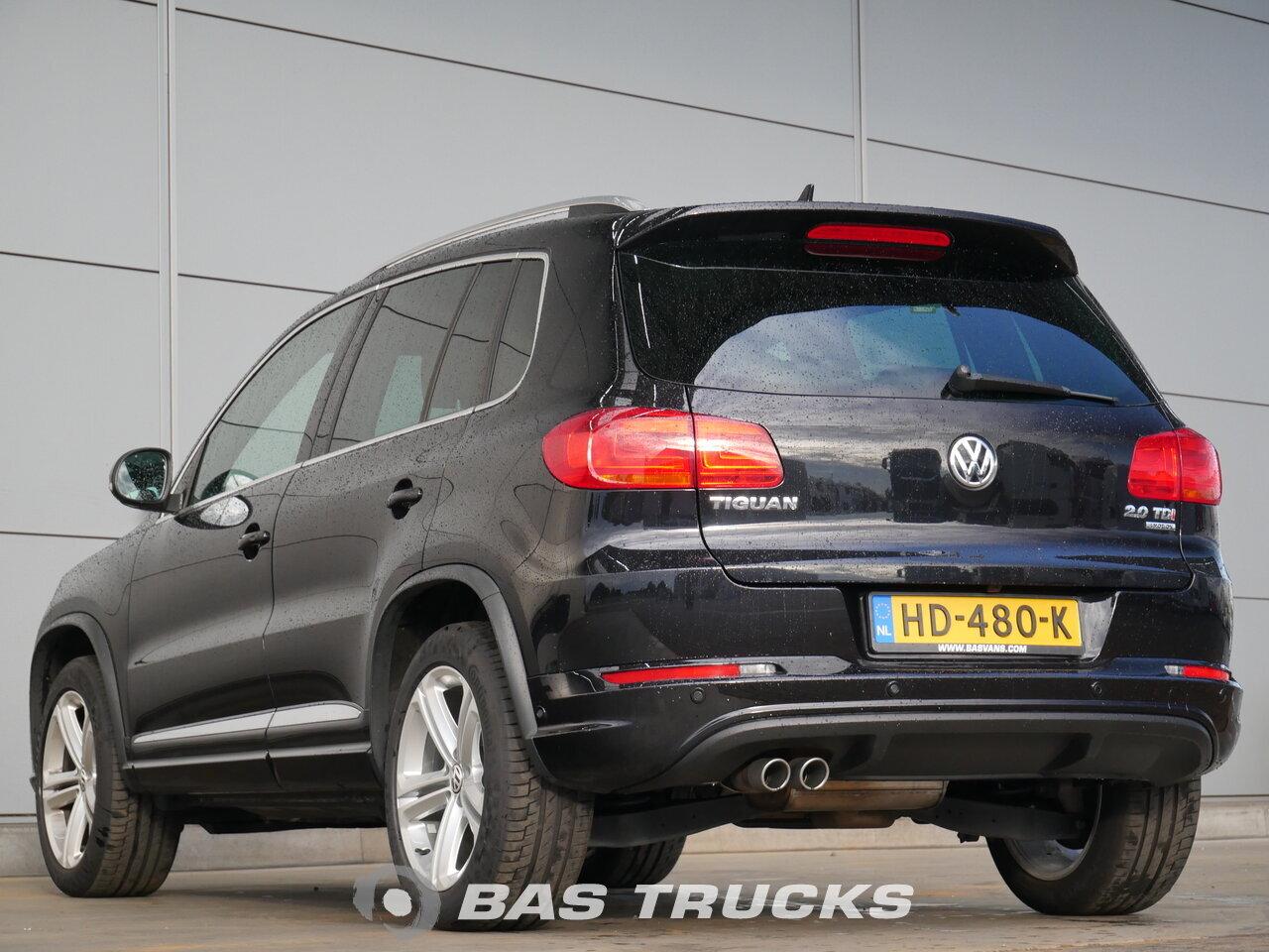 photo de Occasion Voiture Volkswagen Tiguan 2.0 R-Line 2014