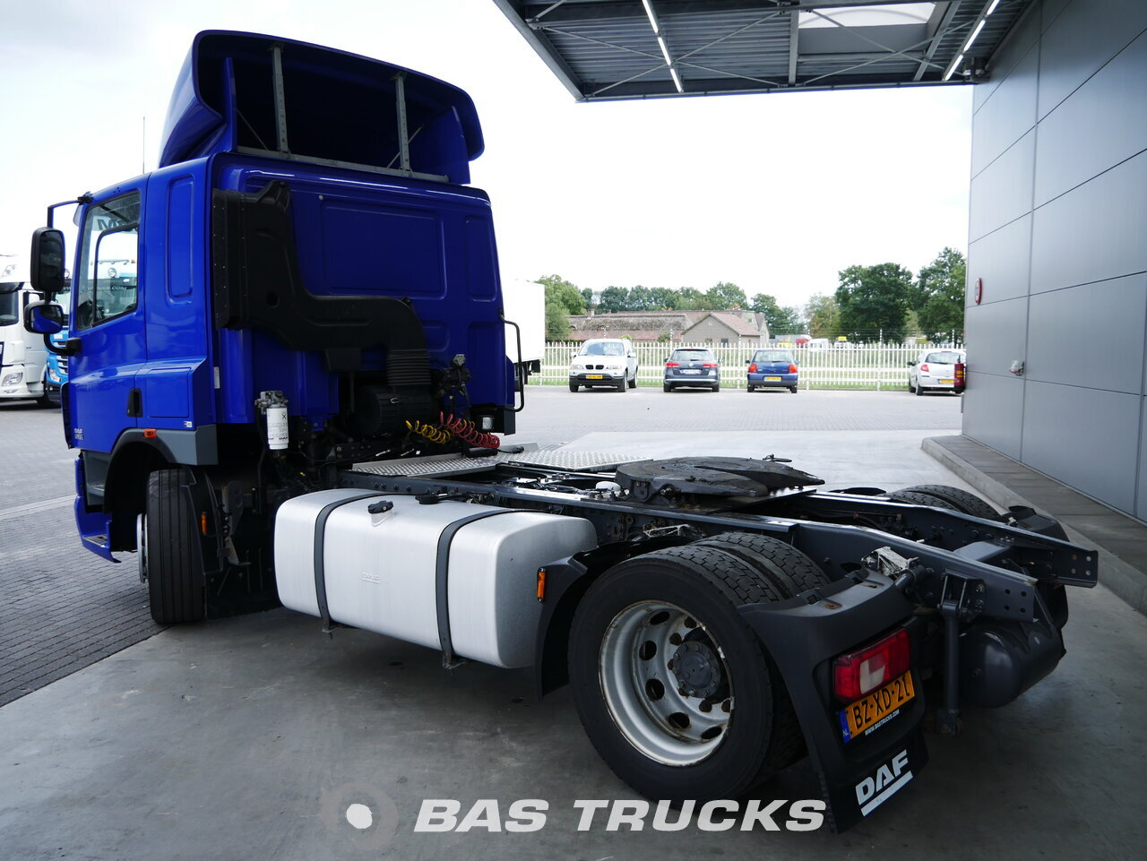foto de Usado Cabeza tractora DAF 75.310 4X2 2012