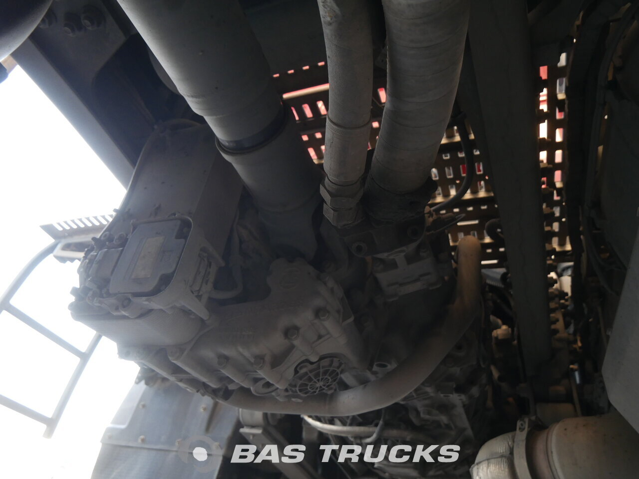 foto de Usado Cabeza tractora DAF XF 460 4X2 2016