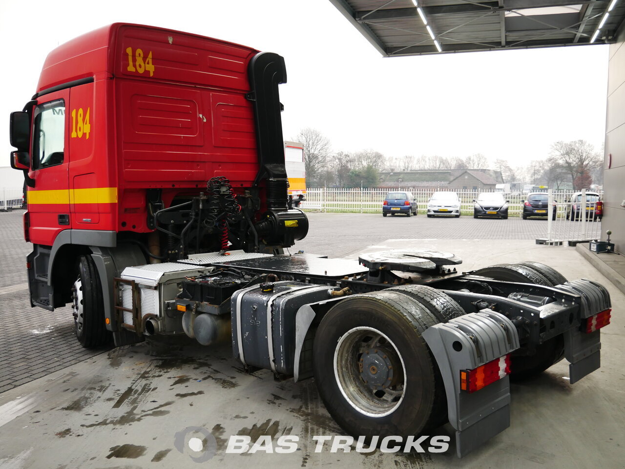 foto de Usado Cabeza tractora Mercedes Actros 1841 LS 4X2 2009