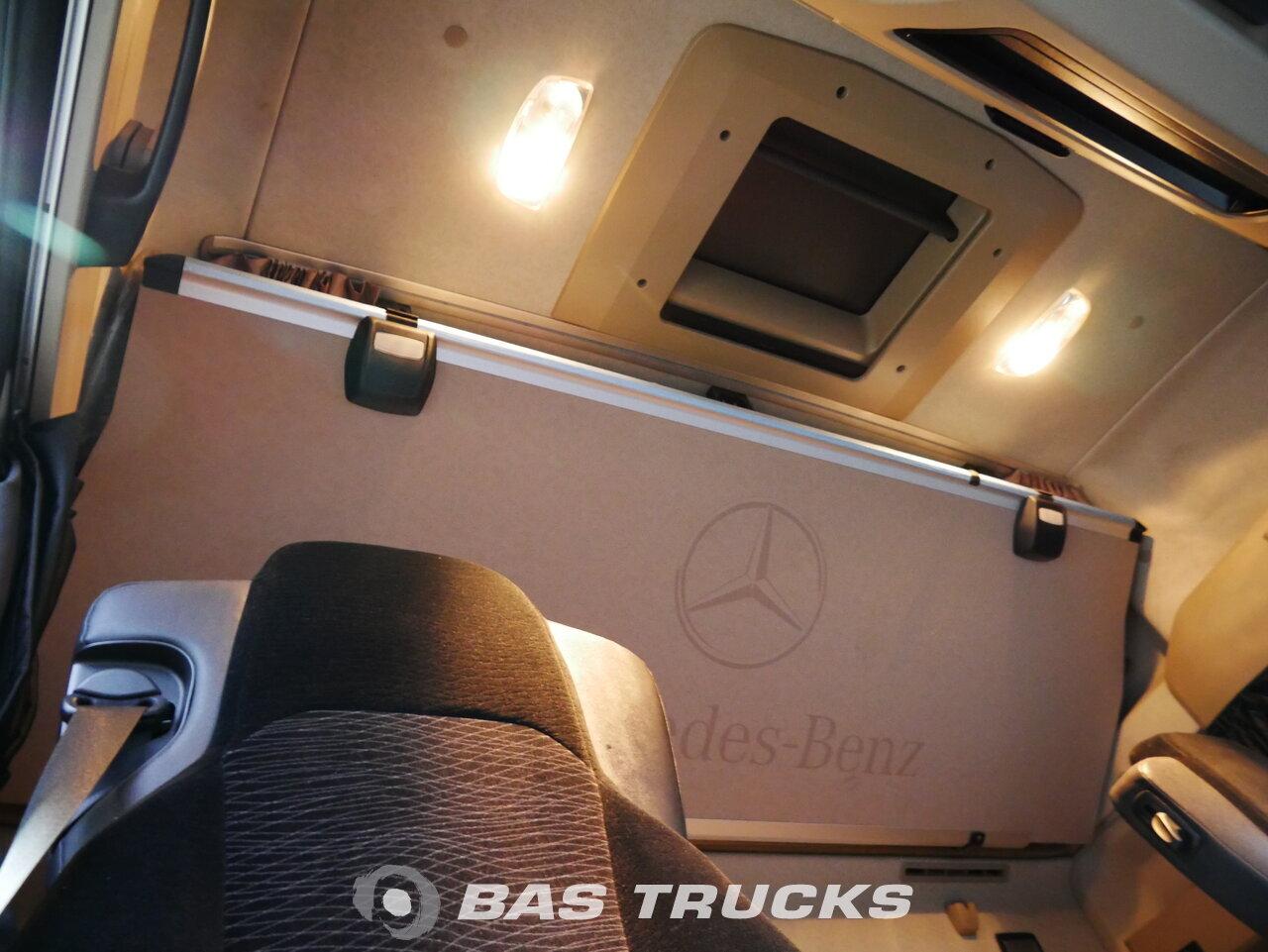 foto de Usado Cabeza tractora Mercedes Actros 1845 LS 4X2 2013