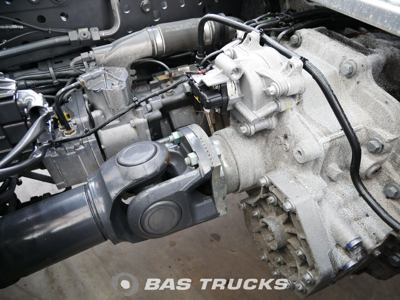 foto de Usado Cabeza tractora Mercedes Actros 1848 4X2 2017