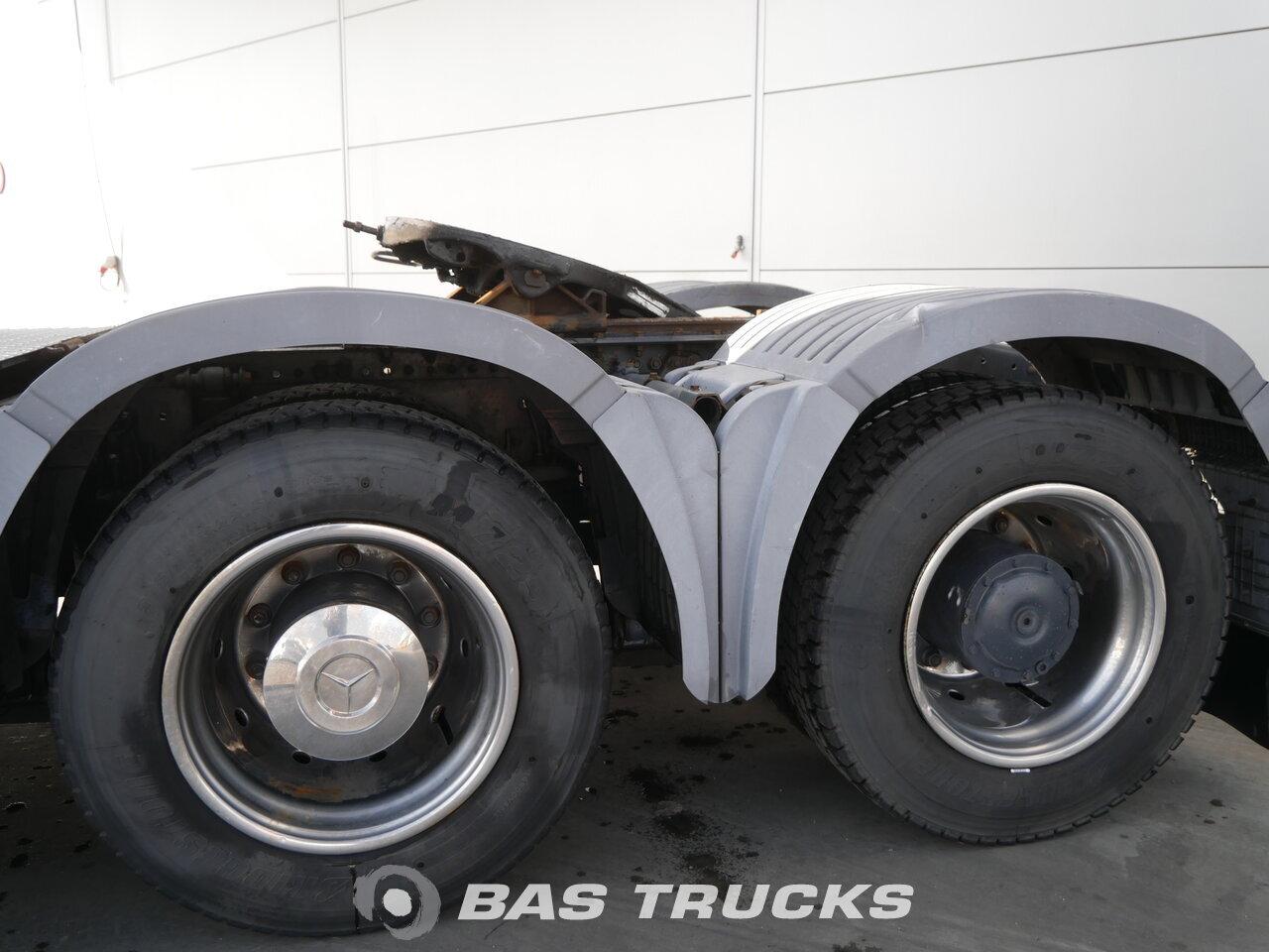 foto de Usado Cabeza tractora Mercedes Actros 2660 LS 6X4 2007