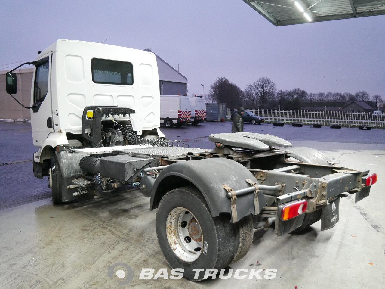 foto de Usado Cabeza tractora Renault Midlum 250 4X2 2001