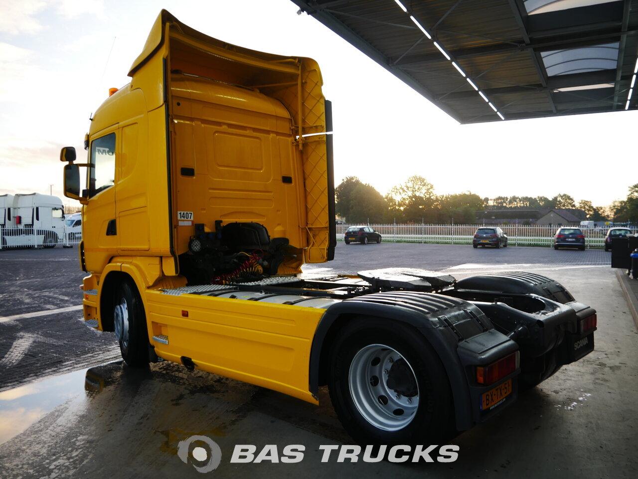 foto de Usado Cabeza tractora Scania G380 4X2 2010