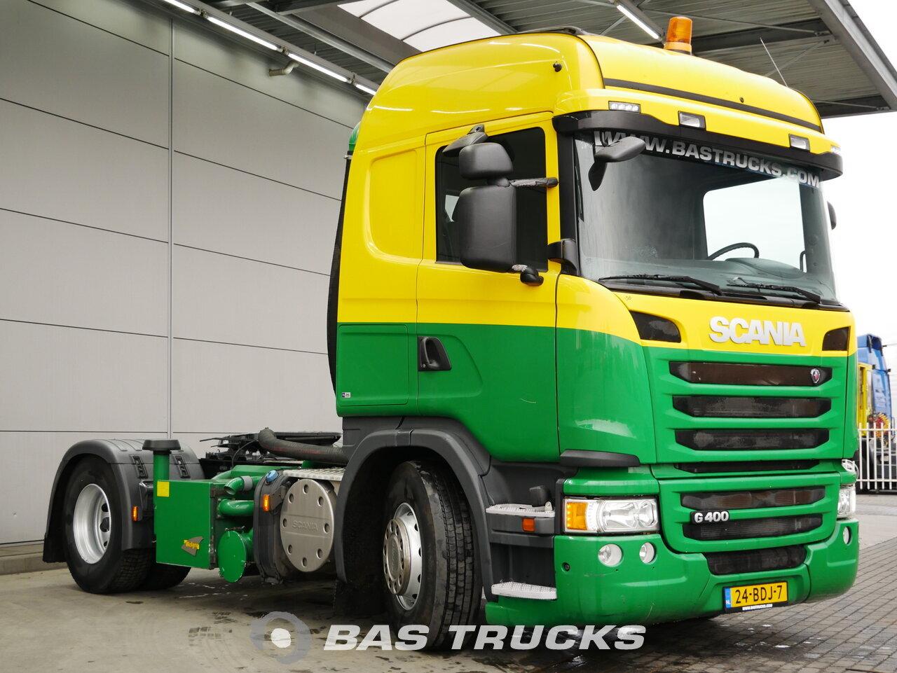 foto de Usado Cabeza tractora Scania G400 4X2 2013