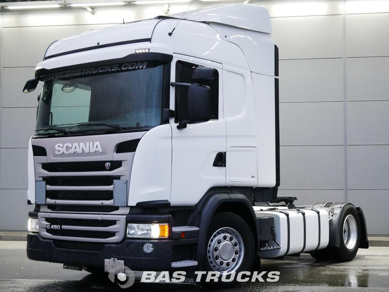 foto de Usado Cabeza tractora Scania G450 4X2 2014