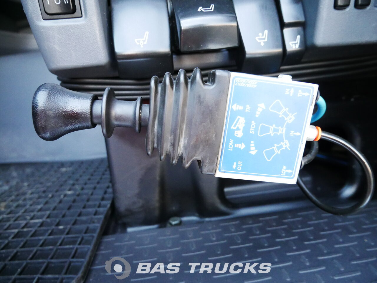 foto de Usado Cabeza tractora Scania G450 4X4 2014