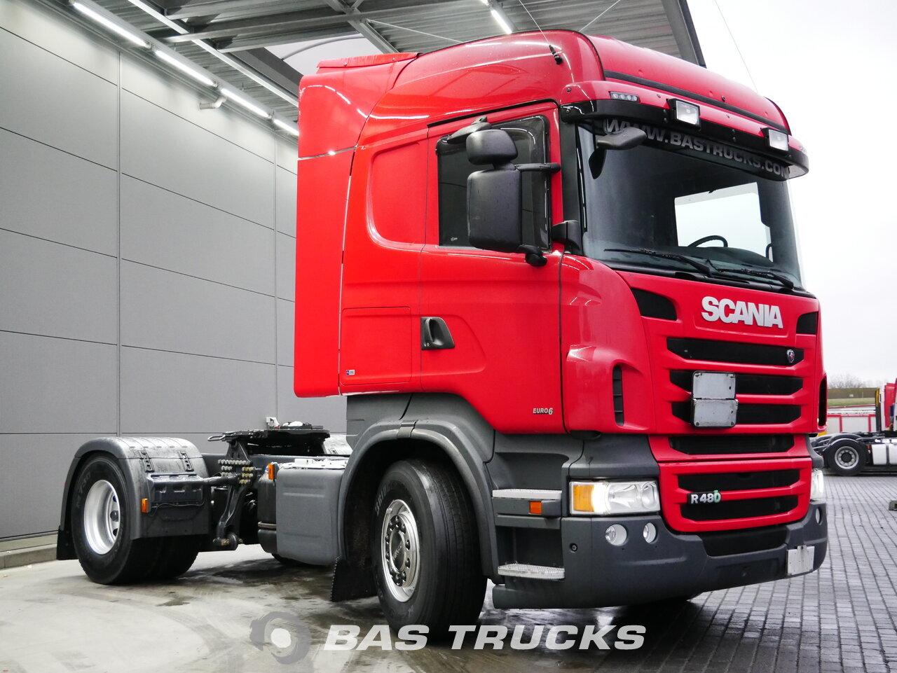 foto de Usado Cabeza tractora Scania R480 4X2 2013
