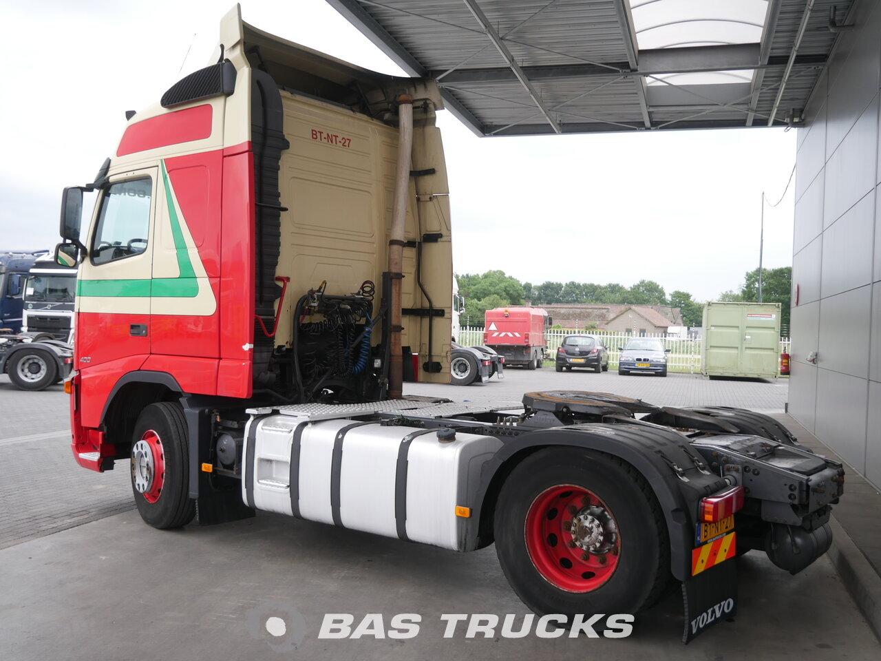 foto de Usado Cabeza tractora Volvo FH 400 4X2 2008