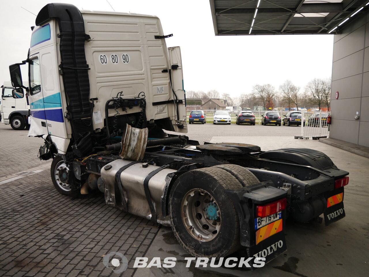 foto de Usado Cabeza tractora Volvo FH 500 Unfall 4X2 2011