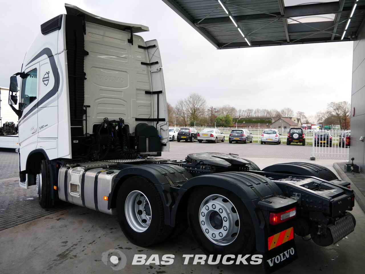 foto de Usado Cabeza tractora Volvo FH 540 XL 6X2 2017