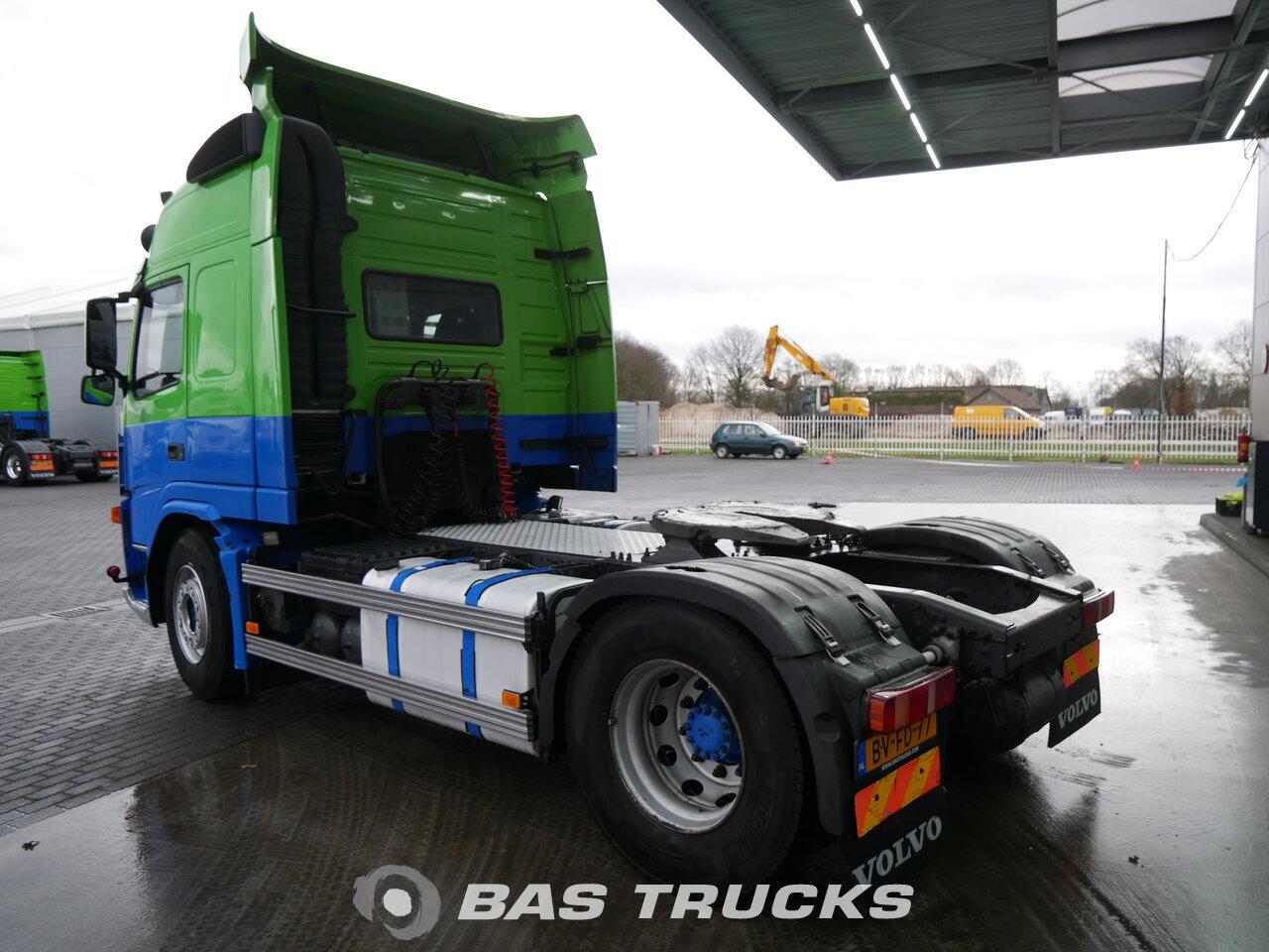 foto de Usado Cabeza tractora Volvo FM 380 4X2 2008
