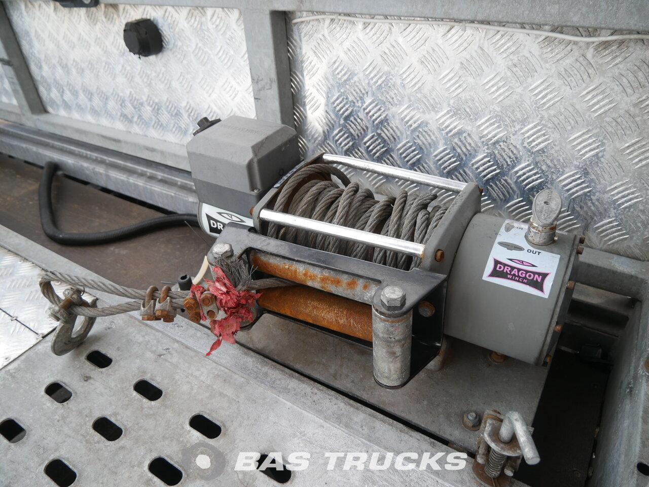foto de Usado Camión + Semirremolque MAN TGL 7.150 4X2 2006