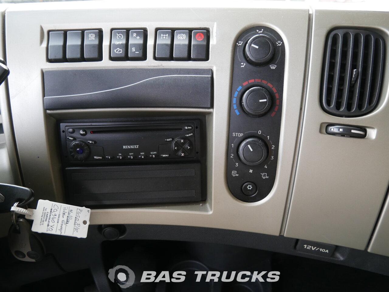 foto de Usado Camión + Semirremolque Renault Premium 450 4X2 2007